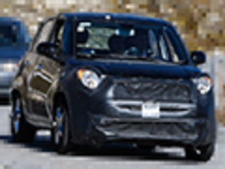 JEEP小SUV与菲亚特500共享平台 搭1.4T