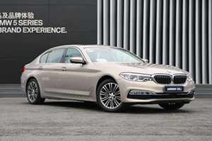越咂摸越有味 試駕全新BMW 540Li行政版