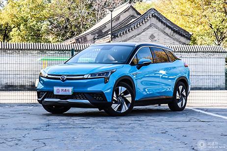Aion LX(埃安LX)售价22.96万起 可试驾