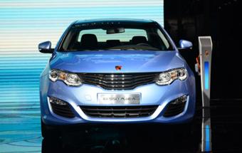 节油新先锋 荣威550 Plug–in创新科技改变驾驶