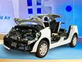 神龙将投产-空气混动车型 PK丰田普锐斯