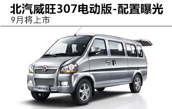 北汽威旺307电动版-配置曝光 9月将上市