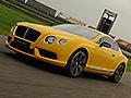 宾利欧陆GT推V8性能版 加速时间仅4.5秒