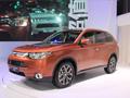 进口三菱欧蓝德推5款车型 配置大幅提升
