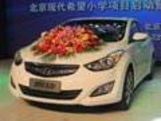 北京现代新A级车/下月上市 10万元起售