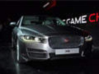捷豹XE国内首发 全铝平台打造/明年上市