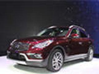 英菲尼迪明年将推两款新车型 国产车领衔