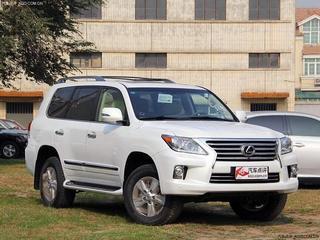 雷克萨斯LX全系现金优惠8万元 有现车
