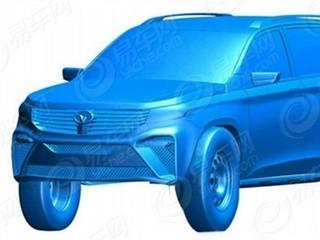 曝英致全新SUV申报图 定位高于英致G3