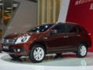 启辰SUV-T70正式上市 售8.98-12.78万元