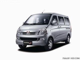 大微客五菱荣光优惠达3500元 现车销售