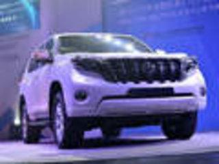 一汽丰田普拉多将国产混动版 竞争宝马X5