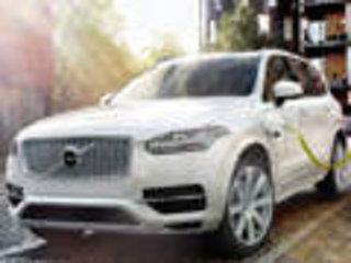 沃尔沃大型SUV六月上市 混动版4季度引入
