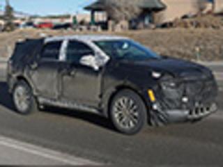 凯迪拉克将推全新豪华SUV 增新智能系统