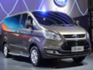 江铃福特推全新MPV 搭2.0T引擎/竞争GL8-福特全新MPV 正式发布 定