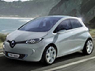 东风雷诺4款新车陆续投产 含电动车/SUV-雷诺基于全新平台推MPV 将高清图片