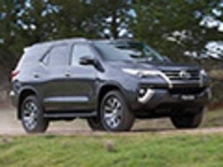 丰田新七座版SUV尺寸增加 月底正式上市