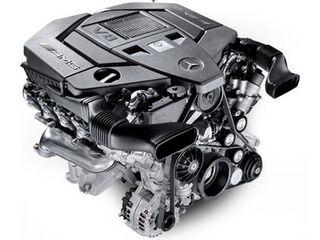低碳 奔驰AMG 5.5L V8发动机将走入历史