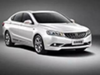 吉利本月将亮相7款新车 首款电动车发布