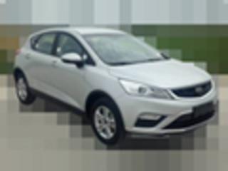 吉利全新A级车配置曝光 预计售价7万元