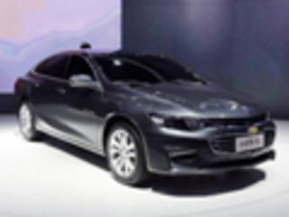 雪佛兰在华推首款混动车 年内国产上市