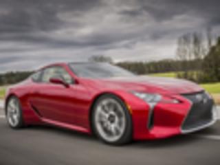 雷克萨斯打造全新后驱平台 将推多款新车