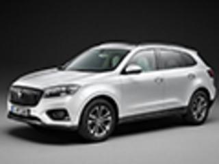 宝沃2款新SUV将2月29日首发 命名BX5/BX6