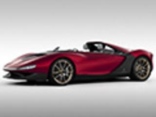 宾尼法利纳将推全新概念车 3月正式发布