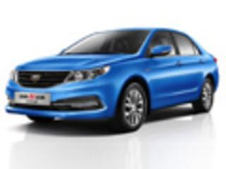 吉利紧凑轿车新款上市 售价5.39-6.79万