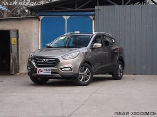 现代ix35现优惠5.5万现车充足送保险