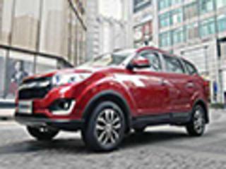 力帆7座SUV迈威-五月上市 预售5-7万元