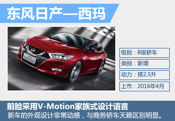 日韩品牌下月14款新车发布 激发你的肾上腺素(图5)
