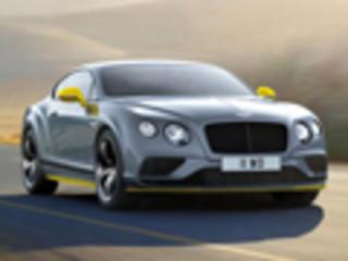 宾利特别版欧陆GT-动力提升 4.1秒破百