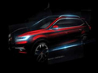 """荣威全新SUV命名""""RX5"""" 北京车展将首发"""