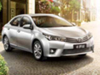 一汽丰田将推15款新车 冲击100万辆目标