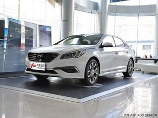 现代索纳塔九综合优惠3.1万元 现车销售