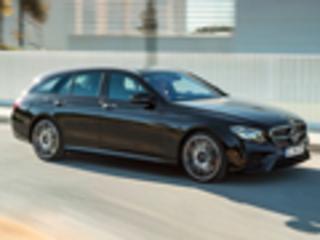 奔驰新一代E级-增性能版 竞争奥迪S6-图