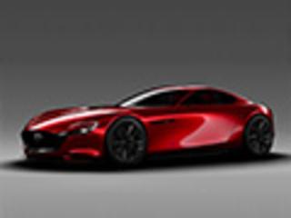 马自达将推全新RX量产跑车 搭转子发动机