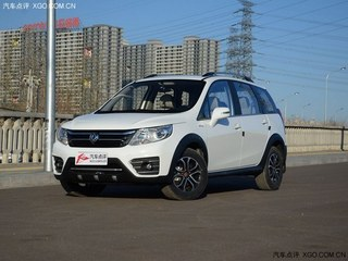 东风风行景逸X3优惠4500元 西安现车销售
