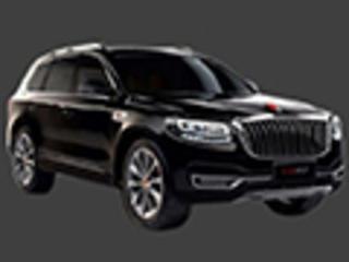 红旗第二款SUV车型曝光 与奥迪Q7同级别