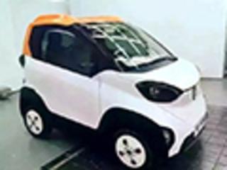 """五菱版""""smart""""将上市 预计4万元起售"""
