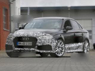 全新奥迪RS3轿车谍照曝光 百公里加速4秒