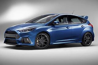 福特全新福克斯RS搭2.3T 将首入美国市场