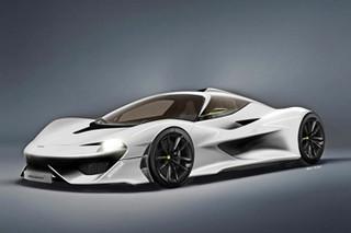 迈凯伦六年内将推15款新车 F1跑车复活