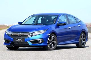 SUV不再挑大梁 东风本田轿车占比将提升