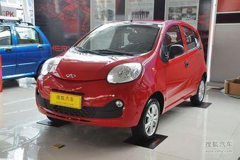 奇瑞QQ现车提供试乘试驾 购车优惠4000元