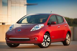 电动车竞争加剧 日产聆风淘汰低容量电池