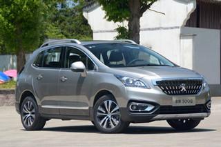 新3008增两款入门车型 售16.07-17.77万