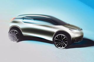 宝马电动家族添新成员 将推i5纯电动SUV