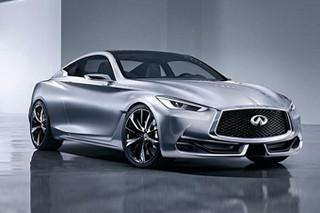 英菲尼迪全新Q60尺寸增加 含四驱版车型